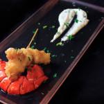 Lobster Lollipops