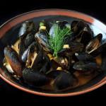 Smokey Mussels